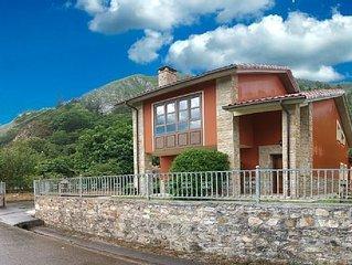 Apartamento rural Picos de Europa para 4 personas ( Cetín )