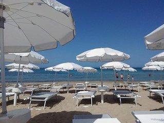 Villa sulla spiaggia di Marsala