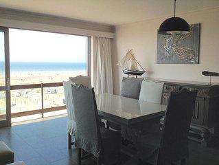 Appartement totalement rénové - Face à la mer - 3 chambres - 2 balcons.