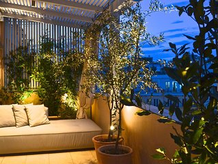Hidesign Athens Acropolis Luxury Penthouse In Plaka