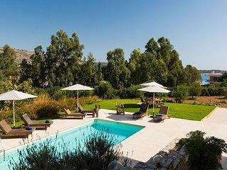 Villa Gaia, Beachfront Residence offering seaview