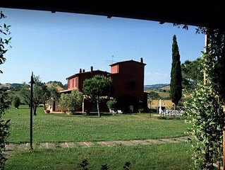 COUNTRY VILLAS FATTORIA LE GUARDIOLE #COUNTRY SUITE 1