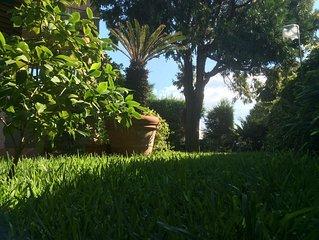 Green & Blue Franco's Villa