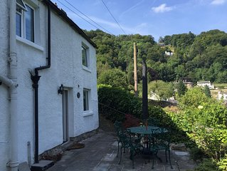 Converted lead miners cottage overlooking Matlock Bath