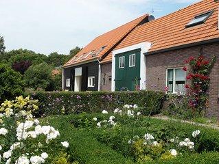 Appartementen op het Zeeuwse boerenland nabij zee en strand