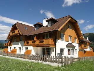 Comfortable Apartment with Jacuzzi in Sankt Margarethen