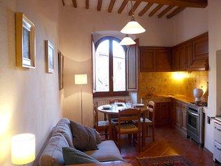 Artist's Apartment In The Historic Centre Of Anghiari