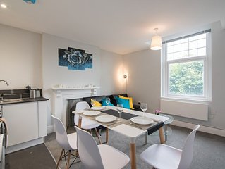 2 Bed Apartment near Derby City Centre - Apt 3
