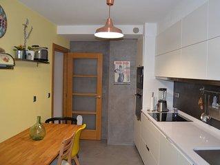 Apartamento completamente equipado en Ares.