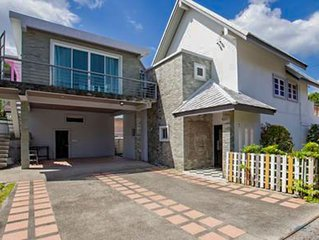 Large Family Home well located not far from Kamala beach.