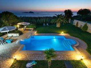 Panorama Villas, 3 Bedroom Sea View Villas with Private Pool