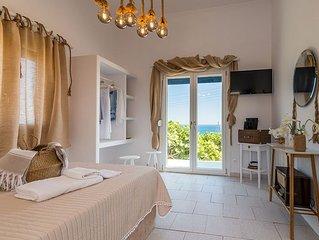Mandrakia Totally Sea View House - Milos Dream Houses