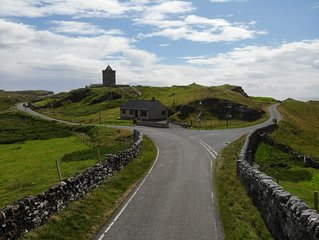 St Clements Croft Self Catering Accommodation, Sleeps 6, Rodel, Isle of Harris