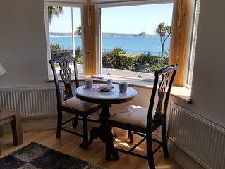 Channel View Penzance Sea Views Fantastic Location Luxury Apartment