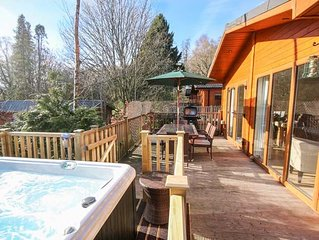 Claife View Lodge, TROUTBECK BRIDGE