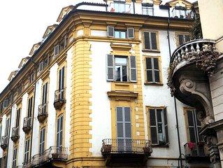 Apartment a Torino con 1 camere da letto e 4 posti letto