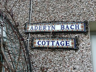 Quaint and cosy cottage in the village of Nantyglo in the South Wales Valleys
