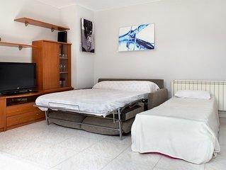 Apartamento abuhardillado céntrico con garaje y trastero  en Jaca, cerca esquí