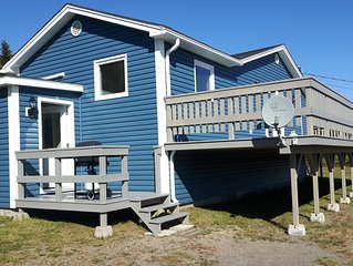 Perfect getaway for the outdoor adventurer or relaxation  *seaglasscottagehfh
