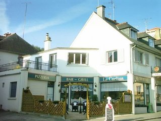 Perfect accommodation for couples in a seaside town