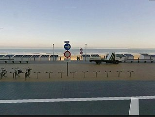 vakantiestudio in residentie aan Belgische kust Oostende