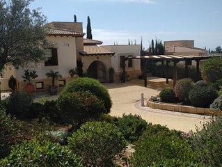 Villa UNIDERA - A true paradise for golfers in CYPRUS