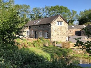The Piggery, near Dulverton; sleeps up to 6 + dog-friendly