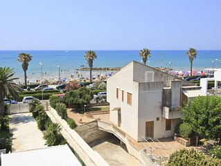 Oceano, apartment with sea view, about 50 m from the beach