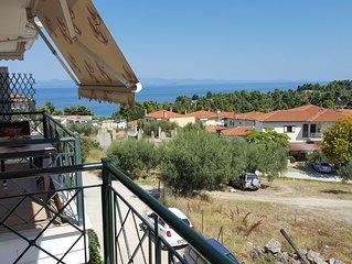 Appartment In Kriopigi Halkidiki,  License No. ***********