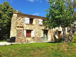 Petit Mas Provençal en pleine nature