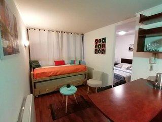 Santiago Moneda Suites 910