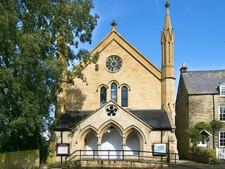 Unique conversion in the former Chipping Norton  Baptist Church meeting house.