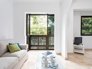 Céntrico y luminoso apartamento con vistas al parque García Sanabria