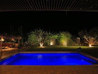 Luxueuse villa 4 chambres sur golf Royal Palm