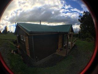 Cabaña de turismo familiar