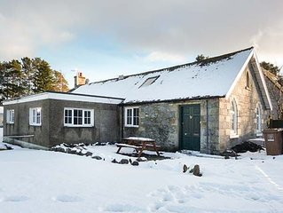 The Old Church Hall, TOMINTOUL