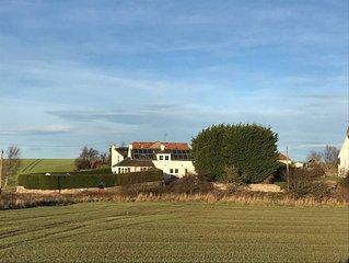 Stunning Farm Steading - 5 Mins to St Andrews