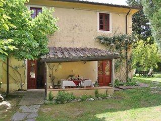 ROSINA.Casa privata in agriturismo con piscina e campo da tennis.10 km da Lucca