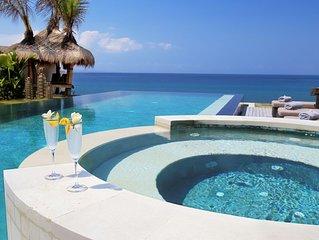 Villa Rosita - Spectacular Beachfront Getaway including Car & Driver