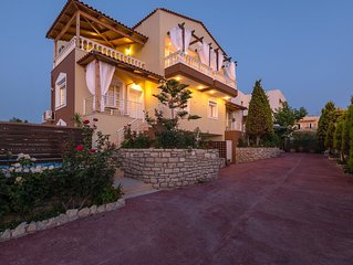 Welcome to villa Apollon! Explore the authentic and traditional Crete!