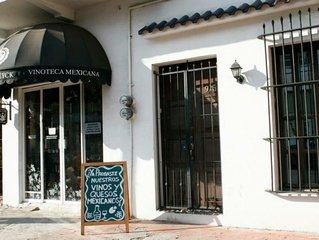 Casa Colonial con Terraza al Aire libre en centro de Veracruz ideal para familia