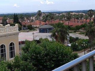 Appartement tout confort vue mer en centre ville d'Hyères