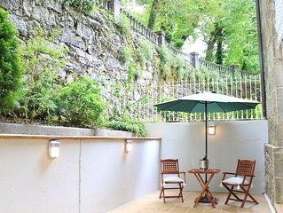 Apartamento Dúplex con Jardín