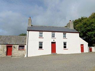 Pet Friendly Traditional Pembrokeshire Farmhouse, close to Solva and coast.