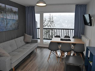 Newly renovated apartment in Flaine Foret (6 pers)