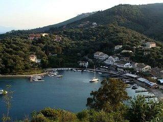 Lion Cottage has a great location in Corfu (northeast of Corfu town)