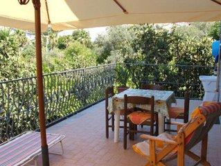 Casa in Sicilia a 4 Km dalla bella città turistica di Capo d'Orlando