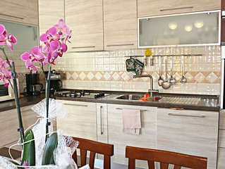 Lovely apartment 50m from the beach in Novigrad