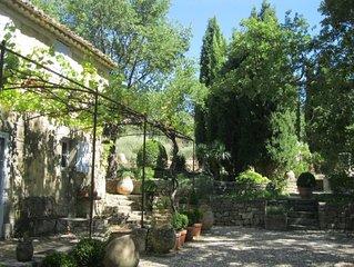 Maison de caractère en Provence