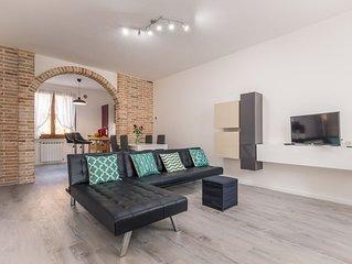 Colli Euganei:casa esclusiva su tre livelli con giardino,vicino Padova e Venezia